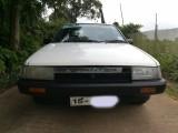 Toyota Sprinter - AE81 1984 Car