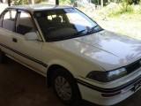 Toyota corolla CE90 1990 Car