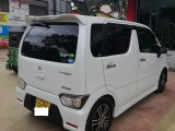 Suzuki WAGON R 2017 Car