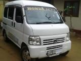 Honda Acty 2006 Van