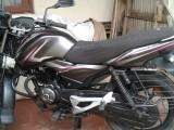 Bajaj Discover 125 2015 Motorcycle