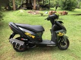 Yamaha Yamaha Ray ZR DISC 2017 Motorcycle