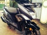 Yamaha Ray ZR...Dark night...Disk brake 2018 Motorcycle