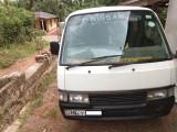 Nissan CARAVAN QD 2004 Van