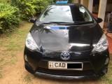 Toyota aqua DAA NHP10 2013 Car