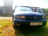Mitsubishi Varda 2002 Car