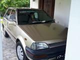 Toyota Starlet ep71 1987 Car