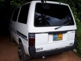 Nissan vannet 1994 Van