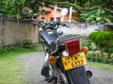 Suzuki GN 125 2007 Motorcycle
