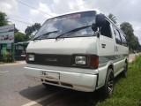 Mazda Brawny 1994 Van