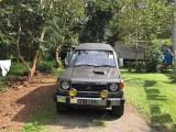 Mitsubishi PEJERO 1988 Jeep