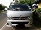 Toyota KDH 201 2012 Van