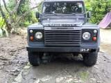 Land Rover Defender 1979 Jeep