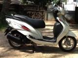 TVS Wego 2014 Motorcycle
