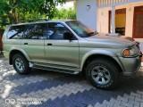 Mitsubishi Montero sport 2007 Jeep
