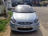 Hyundai Accent 2011 Car