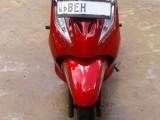 TVS Wego 2016 Motorcycle