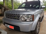 Land Rover Discovery 4 2012 Jeep