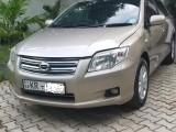 Toyota axcio 2008 Car
