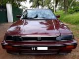 Honda PRELUDE 1986 Car