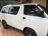 Toyota Cr42 1993 Van