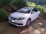 Toyota Allion NZT 260 2014 Car