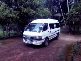 Toyota dolphin highroof 123 super long 1995 Van