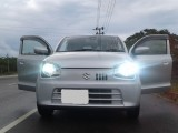 Suzuki Suzuki Alto Japan Hybrid 2015 X Grade 2015 Car