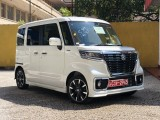Suzuki Spacia Custom XS Safety 2018 Car