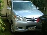 Toyota Avanza 2010 Car