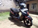 TVS Wego BDM-xxxx 2015 Motorcycle