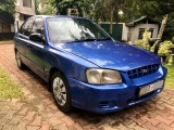 Hyundai Accent 2002 Car