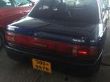 Mazda 323 1992 Car