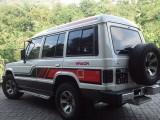 Mitsubishi Pajero 1985 Jeep