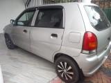 Suzuki Alto Japan 2007 Car