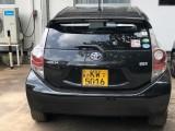 Toyota Aqua Hybrid 2012 Car