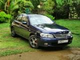 Nissan Sunny N16 2001 Car