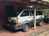Toyota toyota lite ace flat roufs 1993 Van
