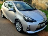 Toyota Aqua G limited 2014 2013 Car