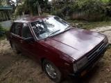 Nissan Sunny (B11) 1983 Car