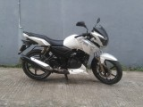 TVS APACHE RTR 180 2012 Motorcycle