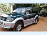 Toyota Land Cruiser 1996 Jeep