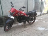 Honda ACE CB 125 2014 Motorcycle