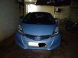 Honda Fit GP1 2013 Car