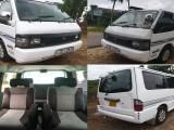 Nissan Vannet 1996 Van