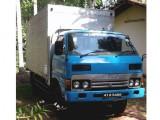 Isuzu ELF Wide Face Aluminium Body 1983 Lorry