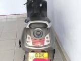 TVS Jupiter 2014 Motorcycle