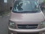 Suzuki WagonR 2006 Car