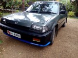 Honda CIVIC 1987 Car