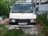 Nissan Chery vanette 1986 Van